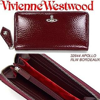 ヴィヴィアンウエストウッド(Vivienne Westwood)のVivienne Westwood 長財布 新品 スクイグル(財布)