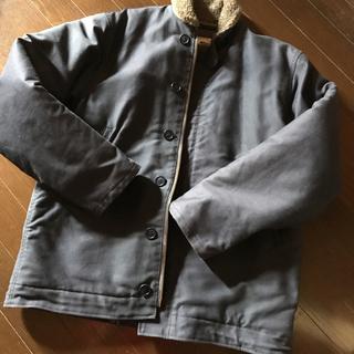 バズリクソンズ(Buzz Rickson's)のN1 デッキジャケット 詳細不明 WW2 大戦(ミリタリージャケット)