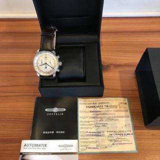 ツェッペリン(ZEPPELIN)のツェッペリン ZEPPELIN 100周年 クロノグラフ(腕時計(アナログ))