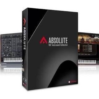 【6/11迄Sale】Steinberg Absolute 2(ソフトウェア音源)