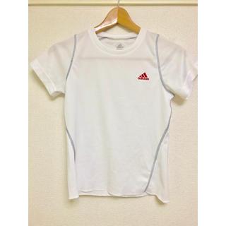 アディダス(adidas)の【adidas】ウィメンズランニングTシャツ(半袖)(ウェア)