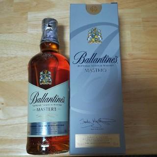 バランタインカシミヤ(BALLANTYNE CASHMERE)のブレンデッド スコッチ ウイスキー バランタイン マスターズ 700ml(ウイスキー)