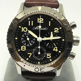 ブレゲ(Breguet)のterryhuff様専用 ブレゲ タイプⅩⅩ アエロナバル トリチウム文字盤(腕時計(アナログ))