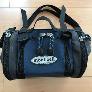 モンベル(mont bell)の最終値下げ モンベル サイクルフロントバッグ(バッグ)