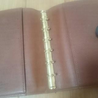 ルイヴィトン(LOUIS VUITTON)のルイヴィトン手帳カバー(その他)