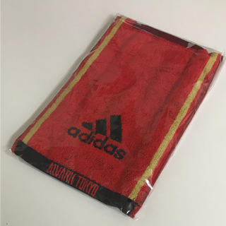 アディダス(adidas)の新品未使用 adidas ALVARK TOWEL タオル アディダス(タオル/バス用品)