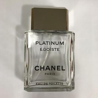 シャネル(CHANEL)のシャネルエゴイスト 空き瓶(その他)
