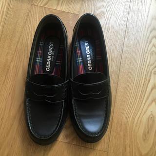 セダークレスト(CEDAR CREST)のローファー 25cm(ローファー/革靴)