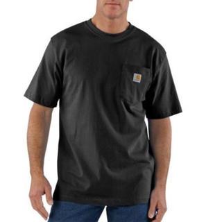 カーハート(carhartt)のカーハート Tシャツ ポケT カットソー US企画 ワーク paccbet 古着(Tシャツ/カットソー(半袖/袖なし))