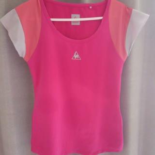 ルコックスポルティフ(le coq sportif)のle coq sportifのTシャツ(Mサイズ)(ウェア)