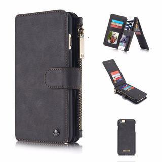 4d652c7bec iphone7plus ケース アイフォン7プラス レザーケース お財布付き(iPhoneケース)