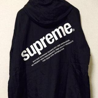 シュプリーム(Supreme)の新品未使用×supremeNY×NY直×全タグ×NYLON PONCHO フェス(ポンチョ)