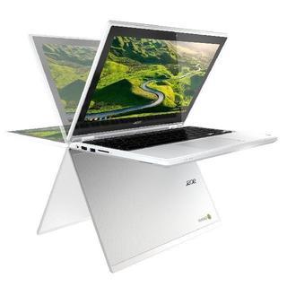 エイサー(Acer)のChromebook R11 2in1【未使用】ホワイト 参考価格 ¥45140(ノートPC)