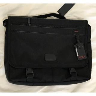 トゥミ(TUMI)のTUMI SLIM MESSENGER BAG ■未使用品(ショルダーバッグ)