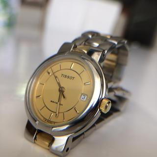 ティソ(TISSOT)のTISSOT SEASTAR T201 レディース(腕時計)