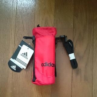 アディダス(adidas)のアディダスペットボトルケースタグ付新品未使用です(弁当用品)