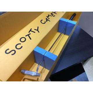 スコッティキャメロン(Scotty Cameron)の値下げ!CAMERON&Co. SSS&スターリングシルバー COA付属(クラブ)