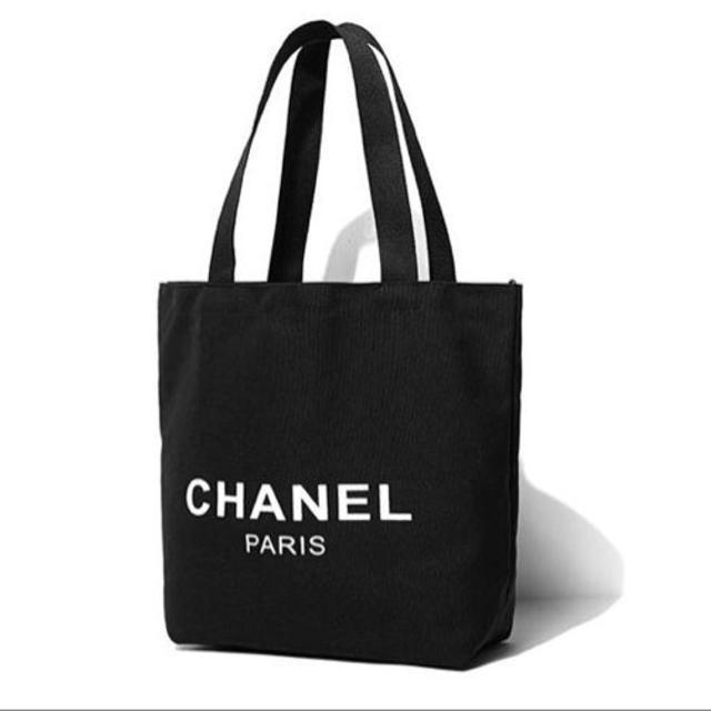 630fd2adba5c CHANEL(シャネル)のシャネル ズック バッグ レディースのバッグ(エコバッグ)の