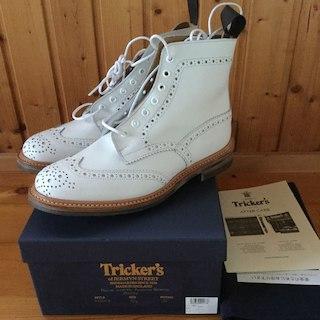 トリッカーズ(Trickers)のtricker's m2508 新品  トリッカーズ(ブーツ)
