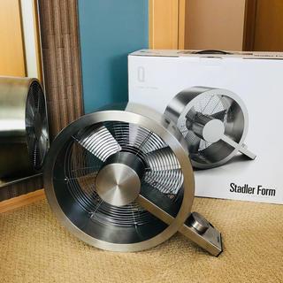 ★パンにぎり様★ Stadler Form Q-fanステンレスサーキュレーター(サーキュレーター)
