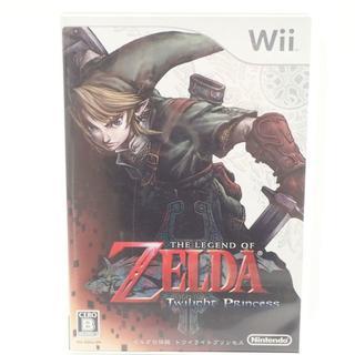 ウィー(Wii)のC346 Wii ゼルダの伝説 トワイライトプリンセス WiiSports(家庭用ゲームソフト)