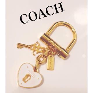 コーチ(COACH)のCOACH  キーホルダー(バッグチャーム)
