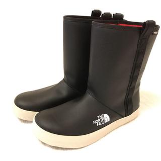 ザノースフェイス(THE NORTH FACE)のノースフェイス レインブーツ 26cm ブラック(長靴/レインシューズ)