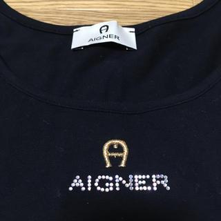 アイグナー(AIGNER)のアイグナー トップス(Tシャツ(半袖/袖なし))
