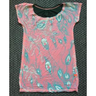★ #8 Juana de Arco の両面Tシャツ ★(ヨガ)