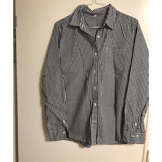 ムジルシリョウヒン(MUJI (無印良品))のチェックシャツ(シャツ/ブラウス(長袖/七分))