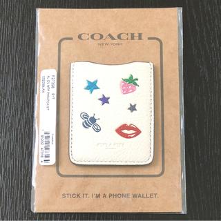 コーチ(COACH)の【新品】COACH フォーンウォレット f27398 ハワイ フォンウォレット(その他)