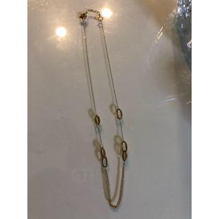 ウノアエレ(UNOAERRE)の売り切り価格☆ウノアエレ K18 ネックレス(ネックレス)