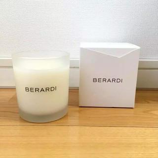アントニオベラルディ(ANTONIO BERARDI)のキャンドル BERRDI ベラルディ 非売品(キャンドル)