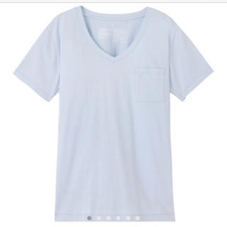 ムジルシリョウヒン(MUJI (無印良品))の無印良品  オーガニックコットン  Tシャツ(Tシャツ(半袖/袖なし))