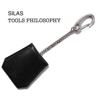 サイラス(SILAS)の【SILAS×TOOLS PHILOSOPHY】KEYCOVER(新品)(キーケース)