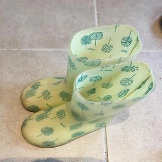 ハッカキッズ(hakka kids)のHAKKA KIDS  レインブーツ18cm(長靴/レインシューズ)