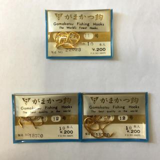 ガマカツ(がまかつ)のがまかつ製 グレ メジナ 11号 12号 計3袋(釣り糸/ライン)
