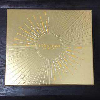 ロクシタン(L'OCCITANE)の新品 ロクシタン ルミエール 限定ボックス(ショップ袋)