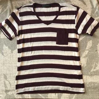 カスタムカルチャー(CUSTOM CULTURE)のカスタムカルチャー サマーニット(Tシャツ/カットソー(半袖/袖なし))