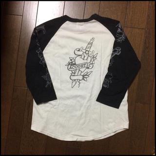 ツインズアコースティック(Twins Acoustic)のツインズアコースティック(Tシャツ/カットソー(七分/長袖))