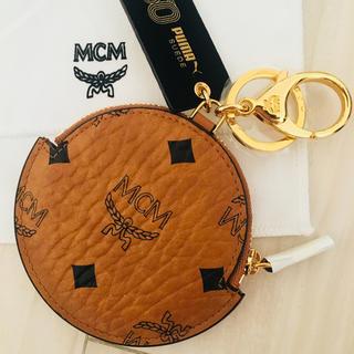 エムシーエム(MCM)の箱、保証書付き‼︎ MCM キーホルダー(キーホルダー)