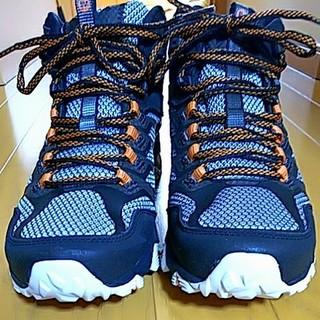 メレル(MERRELL)のMERRELL メレル 27㎝ モアブ 極美品 トレッキング ゴアテックス   (登山用品)