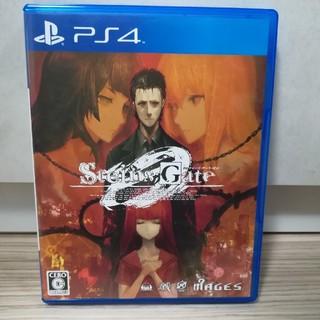 プレイステーション4(PlayStation4)のシュタインズゲート ゼロ(家庭用ゲームソフト)
