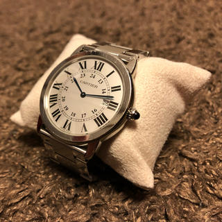 カルティエ(Cartier)のCartier(腕時計(デジタル))
