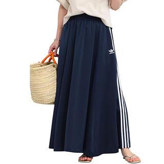 アディダス(adidas)の adidas ロングスカート S、Lあります(ロングスカート)