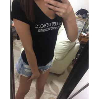 クリックス(CRYX)のCRYX♡ロゴ トップス  (Tシャツ(半袖/袖なし))