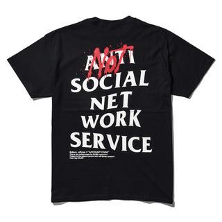 アンチ(ANTI)のDLSM NOT ANTI SNS TEE M(Tシャツ/カットソー(半袖/袖なし))