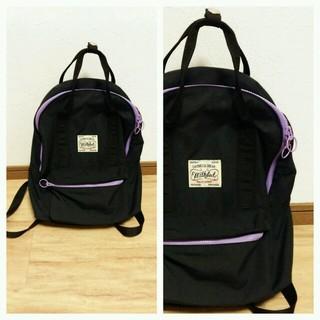 ミルクフェド(MILKFED.)の◎bi collar backpack◎(リュック/バックパック)