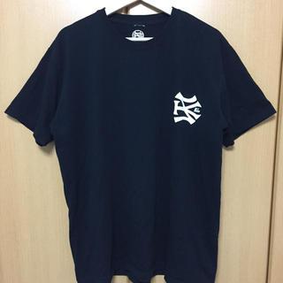 バックチャンネル(Back Channel)のSHIT KICKER Tシャツ ブラック(Tシャツ/カットソー(半袖/袖なし))