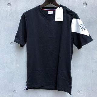 モンクレール(MONCLER)の新品 モンクレール ガムブルー Tシャツ トムブラウン (Tシャツ/カットソー(半袖/袖なし))